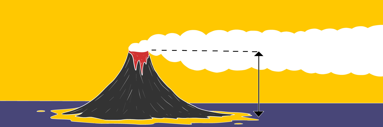 Height Volcanoes Top Trumps - Land height
