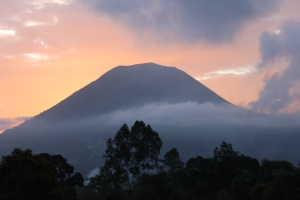 Lokon-Empung, Indonesia. One of the many volcanoes that didn't make into our lists yet.