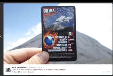 Colima card....meet Colima!